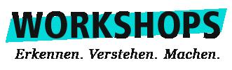 Workshops und Beratung Logo
